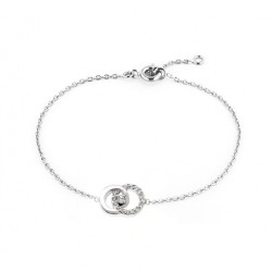 Bracelet 18cm Argent Rhodi