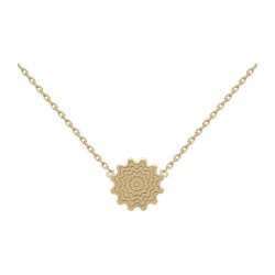COLLIER PL OR FORCAT VAGUE HYPNOTIQ 42 CM