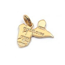 PENDENTIFS PL.OR .CARTE GUADELOUPE