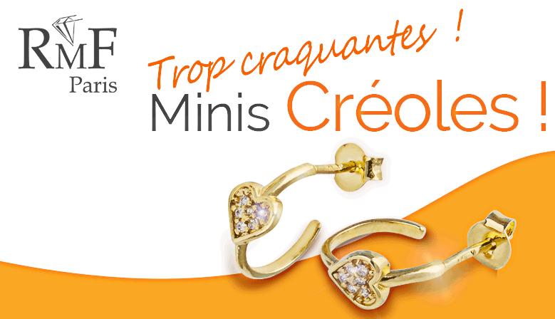 Craquantes Mini-Créoles !