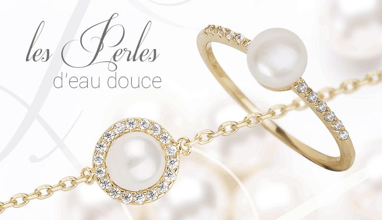Découvrez notre sélection de véritables perles d'eau douce ...