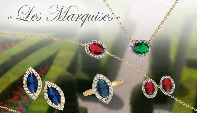 """Collection """"Les Marquises"""""""