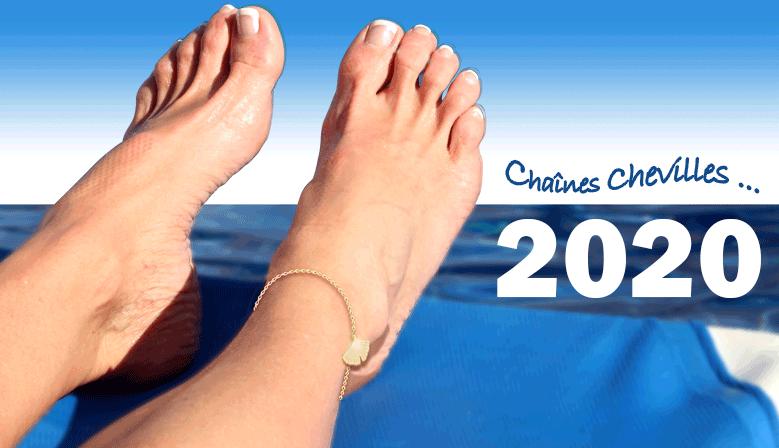 Chaînes Chevilles 2020